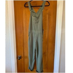 Splendid army green overalls